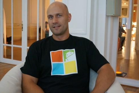 Alex Danvy (Microsoft), «Microsoft est clairement un acteur de l'écosystème Android»