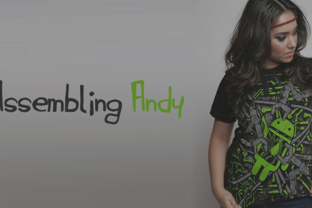 Andy's Threads : un projet Kickstarter pour les amoureux (fous) d'Android