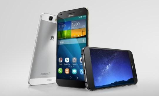 Huawei Ascend G7 : du quadruple-coeur 64 bits avec une dalle de 5,5 pouces