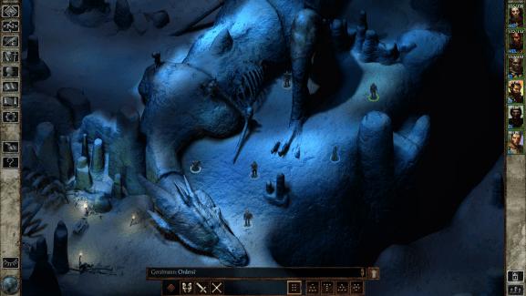 Icewind Dale : une version mobile en préparation