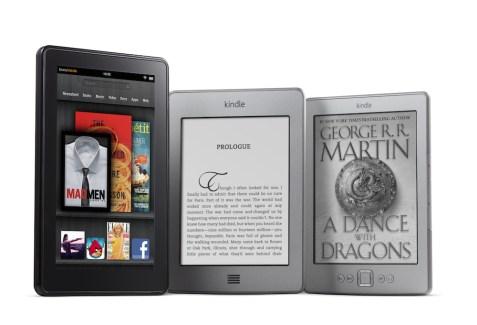 Amazon Kindle Voyage : une liseuse de 6 pouces et des boutons dédiés pour tourner les pages ?