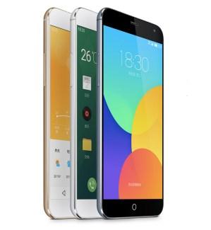 Le Meizu MX4 est officiel : pour la 4G, Samsung laisse sa place à MediaTek