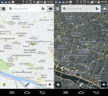Téléchargez Here Maps bêta sur n'importe quel appareil Android (APK) !