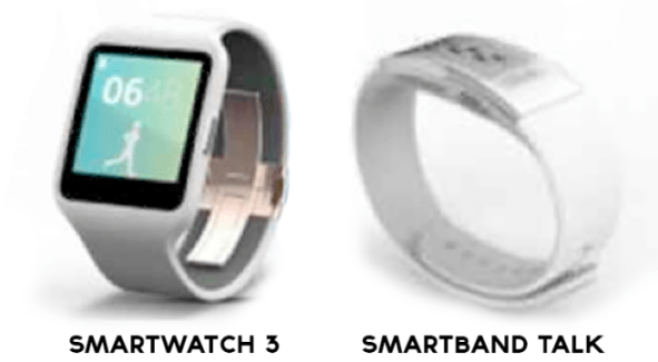 Sony Smartwatch 3 : finalement, une montre sous Android Wear ?