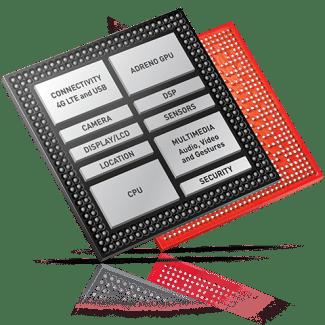 Qualcomm Snapdragon 210 : 4G et double SIM pour tout le monde