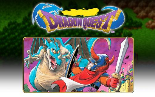 Le premier Dragon Quest est disponible sur Android