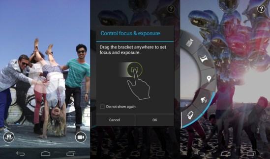 L'application photo de Motorola peut être contrôlée via Android Wear