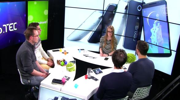 AndroTEC 030 : Que penser du Nexus 6 et d'Android Lollipop ?