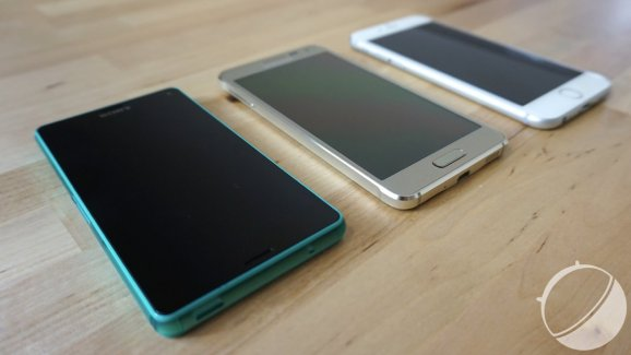 Galaxy Alpha, Xperia Z3 Compact, iPhone 6 : en photo et en performances, qui l'emporte ?