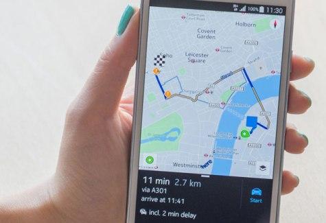 Facebook et Nokia nouent un partenariat pour l'utilisation de Here Maps