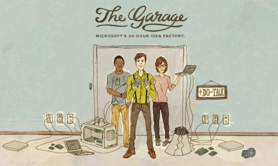 Microsoft Garage, c'est quoi au juste ?