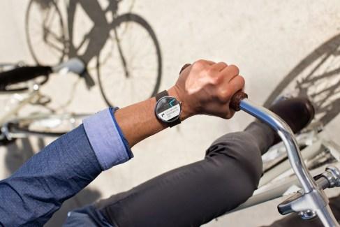 La Moto 360 s'offre un mode d'économie d'énergie