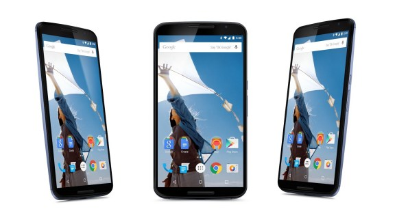 Le Nexus 6 fait son apparition sur le Play Store