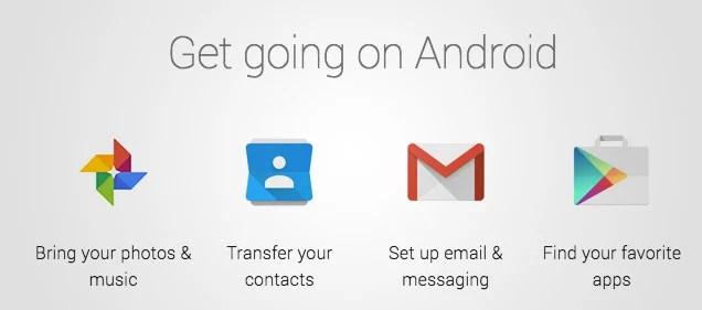 Google aide les utilisateurs d'Apple à passer sur Android