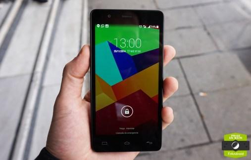 Prise en main du BQ Aquaris E5 4G, la vision espagnole du smartphone 4G à petit prix