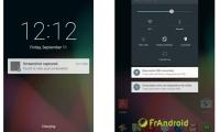 Android 5.0 (Lollipop) : des ROM pour les Xperia Z3, One (M7), G Pad...