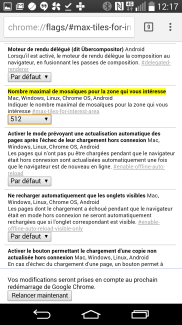 Astuce : Comment booster Chrome sur Android ?