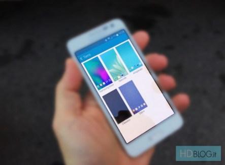 Bientôt des thèmes pour l'interface TouchWiz de Samsung ?