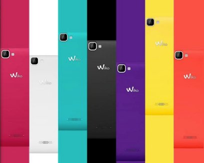Le nouveau Wiko Rainbow est officiel, et il est 4G