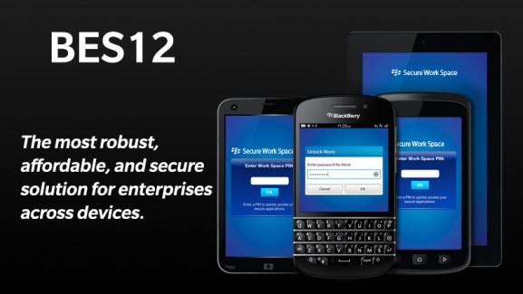 Samsung et BlackBerry s'allient pour la sécurité des smartphones Galaxy