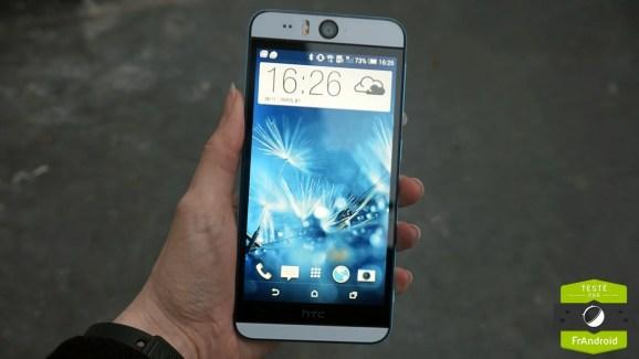 Test du HTC Desire Eye, le selfiephone par excellence