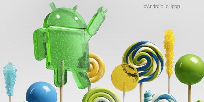 Lollipop arrive en OTA sur les Nexus 5, 7 et 10