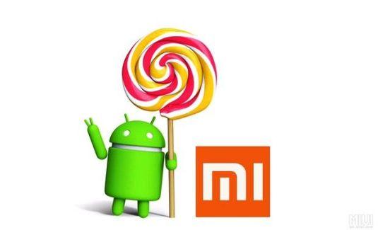 Xiaomi et Android 5.0 Lollipop, on en est où ?