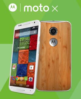 Pour le Cyber Monday, une grosse réduction sur le Moto X 2014 personnalisé