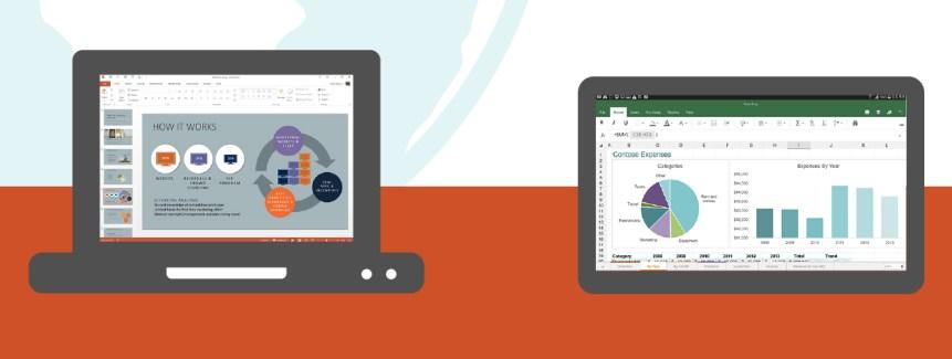 Microsoft Office autorise l'édition gratuite de documents et arrive en preview sur Android