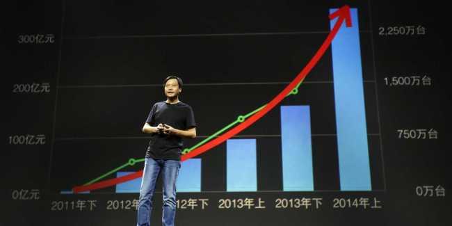 Samsung a des doutes sur la réussite internationale de Xiaomi