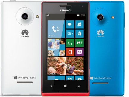 Huawei : «personne ne gagne d'argent avec Windows Phone»