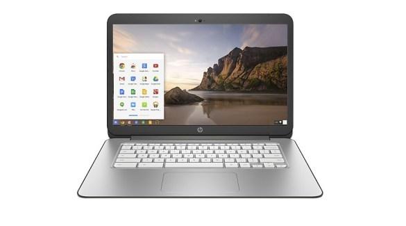 HP Chromebook 14 : une nouvelle version avec écran tactile et Tegra K1