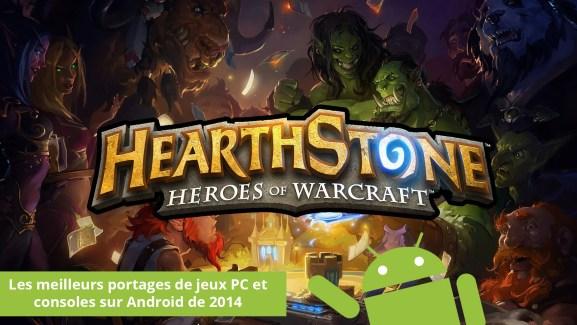 Les meilleurs portages de jeux PC et consoles sur Android de 2014