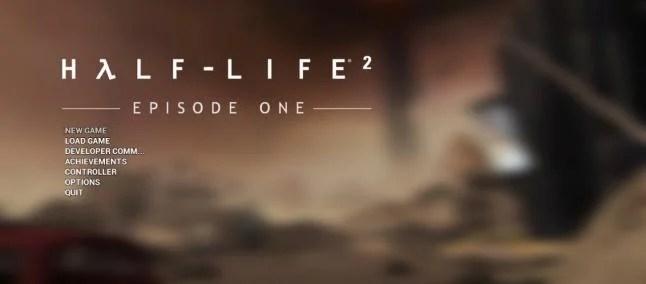 Half-Life 2: Episode One disponible sur Shield Tablet