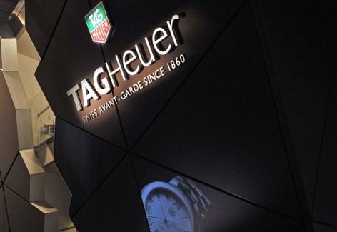 La montre connectée de TAG Heuer dévoilée en début d'année prochaine avec une puce Intel