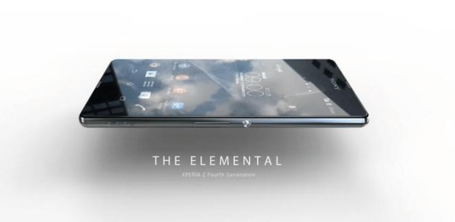 Une première photo du Xperia Z4 vient directement de Sony Pictures