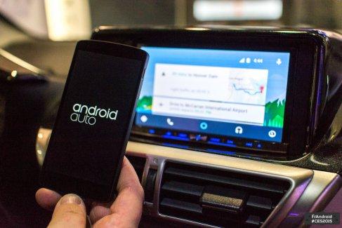 Android Auto : tous les constructeurs ne sont pas logés à la même enseigne