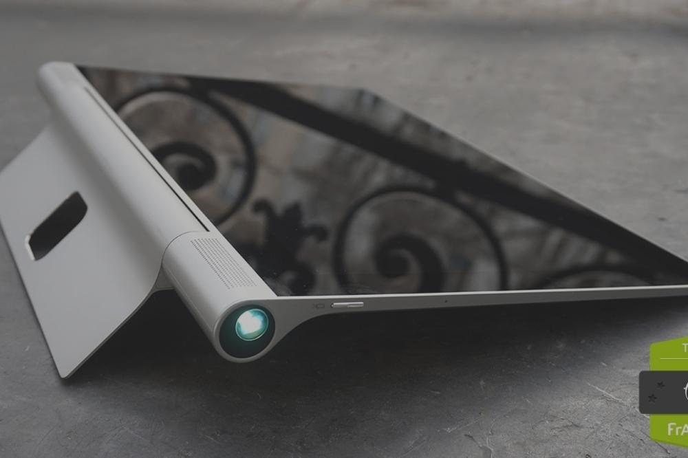 Test de la Lenovo Yoga Tablet 2 Pro, reine du multimédia ?