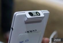 Prise en main de l'Oppo N3, le smartphone au module photo rotatif et motorisé