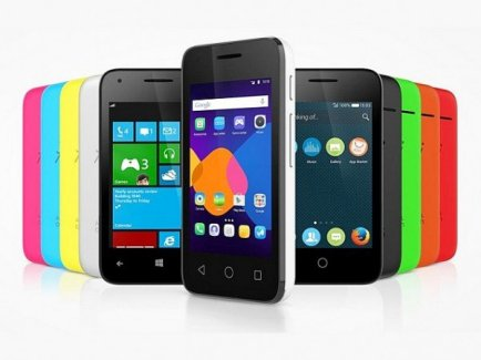 Alcatel One Touch Pixi : Android, Windows Phone ou Firefox OS au choix