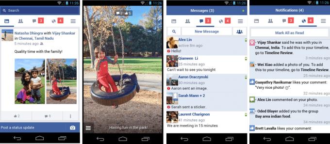 Facebook lance une application «Lite» pour les marchés émergents