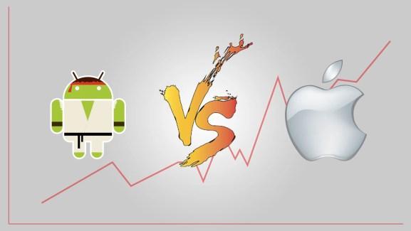 Les jeux Android sont près de rapporter autant que leurs concurrents iOS