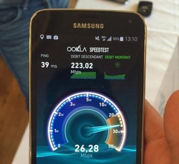 4G+ : Bouygues Telecom monte jusqu'à des débits de 330 Mbps
