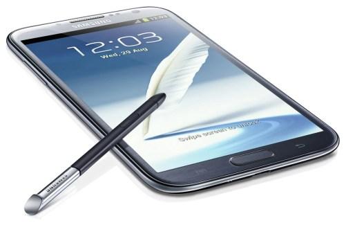 Le Samsung Galaxy Note 2 aura bien droit à Lollipop