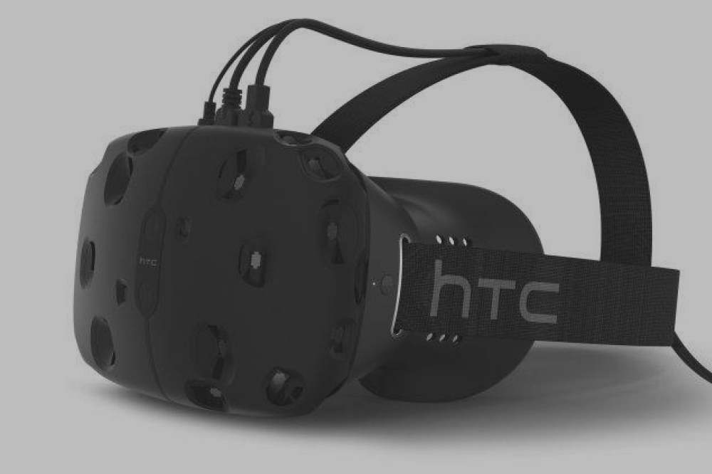HTC Vive VR : le casque de réalité virtuelle en collaboration avec Valve