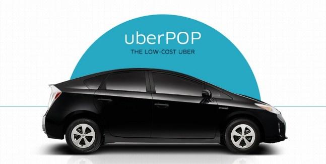 UberPOP obtient un sursis d'au moins trois mois