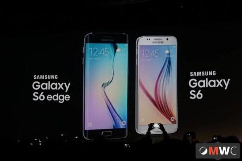 Les Samsung Galaxy S6 et Galaxy S6 Edge sont officiels
