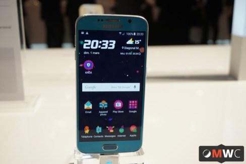 Prise en main du Samsung Galaxy S6, le mariage du métal et du verre