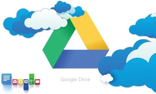 Google Drive accueille désormais les photos et les vidéos des profils Google+