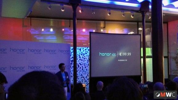 Les Honor 6+ et 4X sont officiels pour l'Europe et arriveront avant l'été